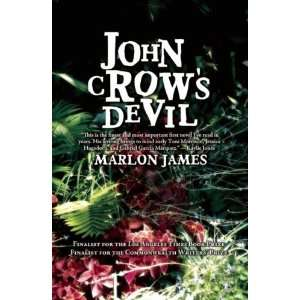 John Crows Devil [Paperback] Marlon James Books