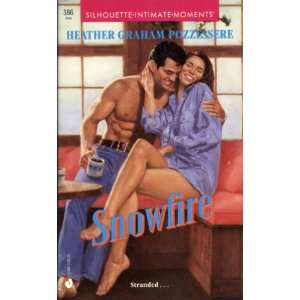 Snowfire (Silhouette Intimate Moments) (9780373073863
