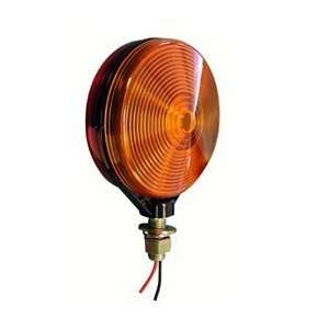 DOUBLE FACE RED/AMBER PARK & TURN SIGNAL Automotive