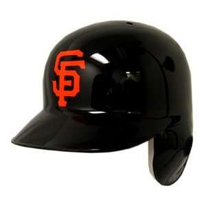 San Francisco Giants Official Batting Helmet   Left Flap