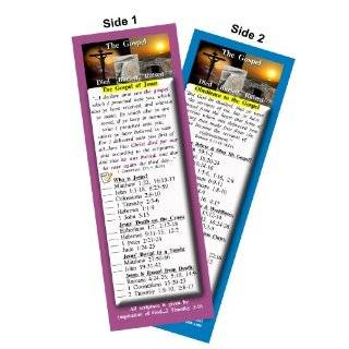 Bible Bookmark   Christ and the Armor of God   Package of