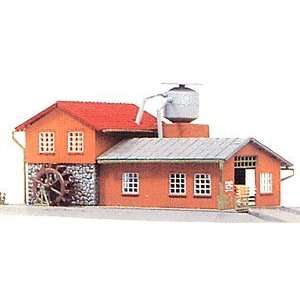 Model Power N Scale Saw Mill Kit Toys & Games