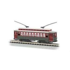Bachmann 61086 N Brill Trolley Desire Toys & Games