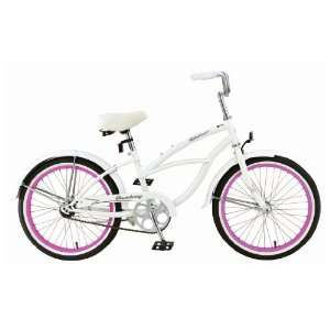 Girls 20 Beach Cruiser Bicycle Firmstrong Urban Girl single speed