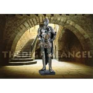 Half Scale Medieval Knight Replica Armor statue (The Digital Angel