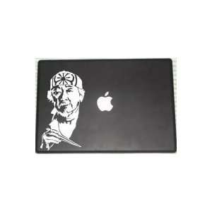 Karate Kid Mr Miyagi Macbook Laptop Skin Decal Sticker