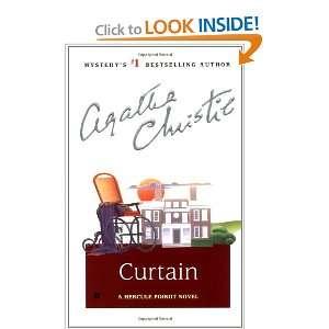 Curtain (Hercule Poirot) (9780425173749) Agatha Christie