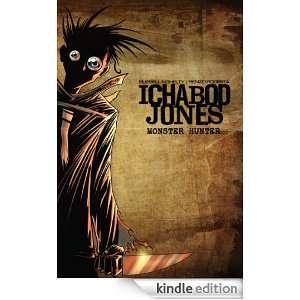 Ichabod Jones (Monster Hunter) Russell Nohelty, Gwendolyn Borgen