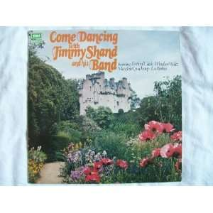 HIS BAND Come Dancing With LP 1974 Jimmy Shand and his Band Music