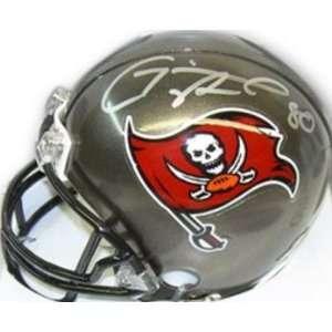 Michael Clayton (Tampa Bay Bucs) Football Mini Helmet