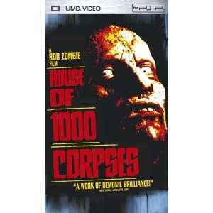 House of 1000 Corpses [UMD for PSP] William H. Bassett