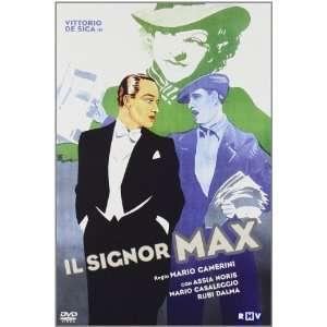 Il Signor Max Viorio De Sica, Virgilio Rieno, Assia