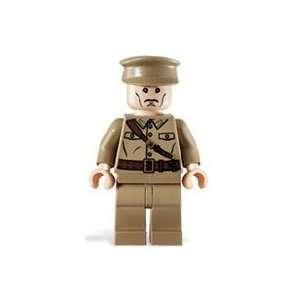 Colonel Dovchenko   LEGO Indiana Jones Figure  Toys & Games