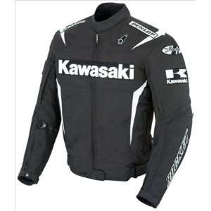 Joe Rocket Kawasaki Replica Supersport Jacket   Medium/Black/Black
