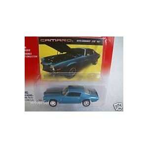 Johnny Lightning 35th Anniversary SS Series Blue 1970 Z28 RS  Toys