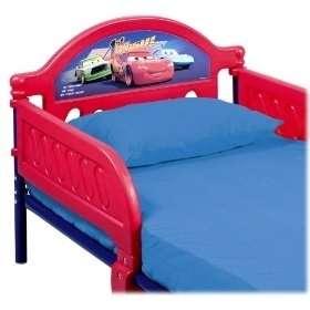 Disney Pixar Cars Toddler Bed