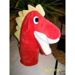 com Baby Einstein Legends & Lore Stegosaurus Dinosaur Bath Puppet Toy