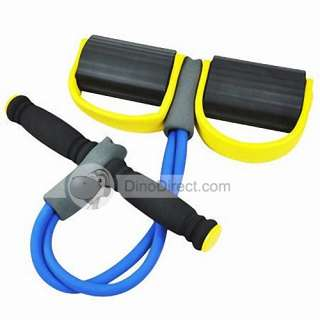 Body Trimmer Expander Leg Curl Exercise Equipment