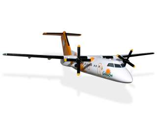 De Havilland Dash 8 100 Caribbean Sun Airlines Airplane