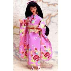 Collector Edition Japanese Barbie Dolls of the World: Toys