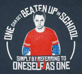 The Big Bang Theory Sheldon Oneself As One Ripple Junction Funny TV