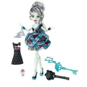 Monster High Sweet 1600 Frankie Stein Doll Toys & Games