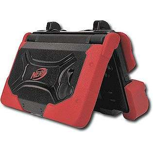 design products dsi nerf armor red and black nerf armor case