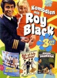 Komödien mit Roy Black von Roy Black, Uschi Glas, Peter Weck