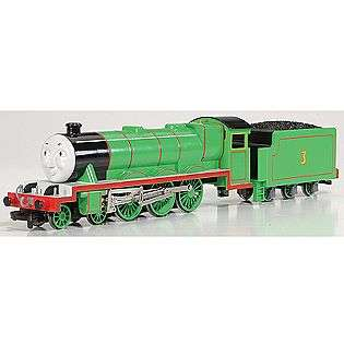 and Friends Henry the Green Engine Toy Train Car  Bachmann Trains