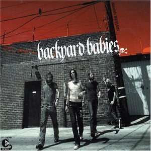 Stockholm Syndrome: Backyard Babies: Music