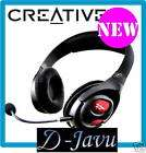 CREATIVE FATAL1TY FATALITY USB PRO GAMING HEADSET