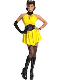 Sally Jupiter Watchmen Super Hero Costume  Jokers Masquerade