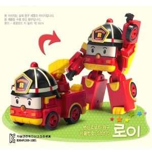 Robocar Poli   Roy (ransformers) oys & Games