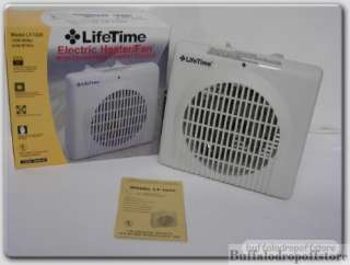 NEW Portable Electric Space Heater w Fan Unit 1500W HOT