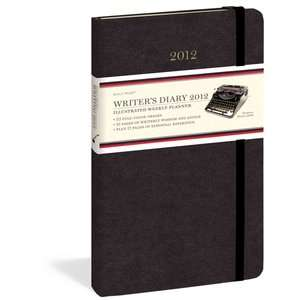 Muse Writers Diary Weekly Planner, Workman Publishing Calendars