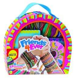 Alex Toys Friends 4Ever Bracelet Making Jewelry Kit