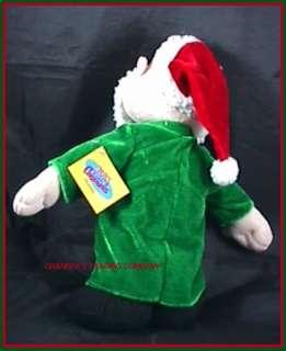 NEW Santa THEODORE Alvin Chipmunk 14 Plush Universal