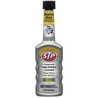STP Complete Fuel System Cleaner, 5.25 oz Automotive