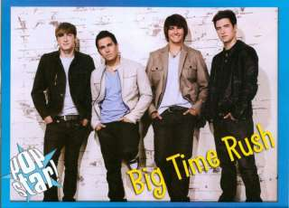 BIG TIME RUSH   KENDALL SCHMIDT   WILLOW SMITH   PINUPS
