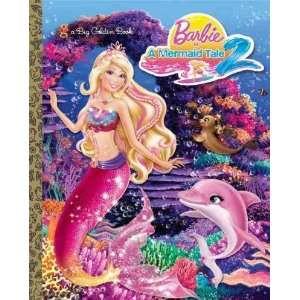 Barbie in a Mermaid Tale 2 Big Golden Book (Barbie)[ BARBIE