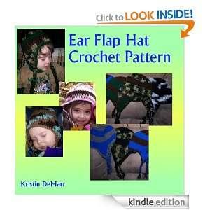 Ear Flap Hat Crochet Pattern Kristin DeMarr  Kindle Store