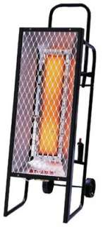 Mr. Heater MH35LP 35,000 BTU Propane Radiant Heater