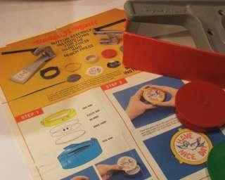 Badge A Minit 2 1/4 Button Machine Badge Maker