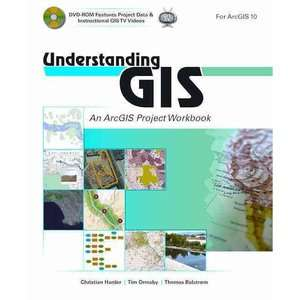 ArcGIS Project Workbook [With DVD ROM], Harder, Christian Textbooks