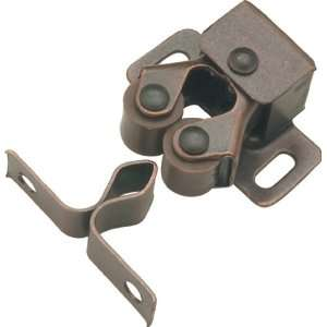 P657 STB Statuary Bronze Cabinet Door Catches