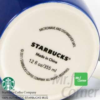 star445 12oz starbucks Chinese New Year CNY Dragon travel blue cup mug