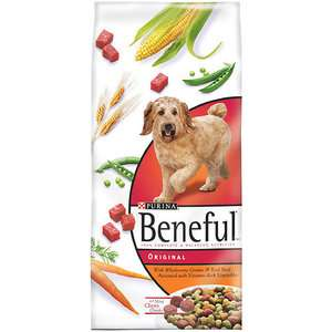 Beneful Original Purina Dry Dog Food, 7 lb Dogs