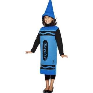 Crayola Blue Child Halloween Costume Halloween