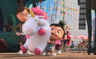 10 despicable me 3d unicorn plush stuffed toy uk stock