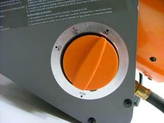 Dyna Glo Pro Portable Propane Forced Heater 100,000 BTU